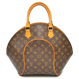 Louis Vuitton-Louis Vuitton Ellipse GM42-Brown