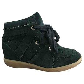 Isabel Marant-Sneakers-Black