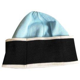 Louis Vuitton-Chapeaux-Bleu clair