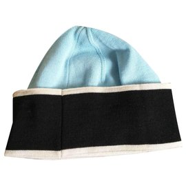 Louis Vuitton-Hats-Light blue