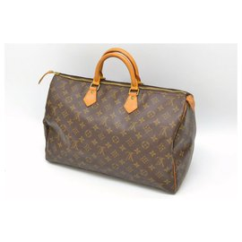 Louis Vuitton-Louis Vuitton Speedy 40-Brown