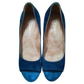 Chanel-Fersen-Blau