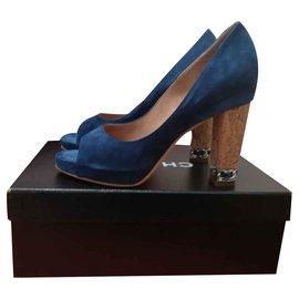 Chanel-Heels-Blue