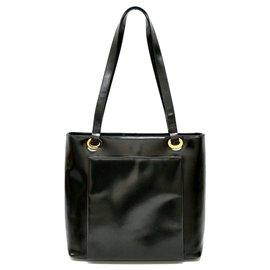 Gucci-Gucci Classique Leather-Noir