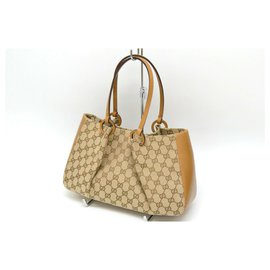Gucci-Gucci Sherry Line GG Tote Bag-Other