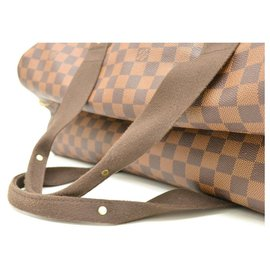Louis Vuitton-Louis Vuitton Beaubourg GM-Brown