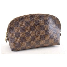 Louis Vuitton-Louis Vuitton Pochette Cosmetique-Brown
