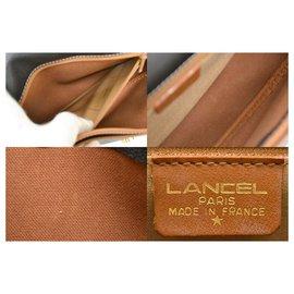 Lancel-Lancel Pochette-Brown