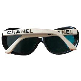 Chanel-Sunglasses-White