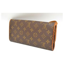Louis Vuitton-Louis Vuitton Twin-Brown