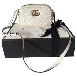 Gucci-Marmont-White
