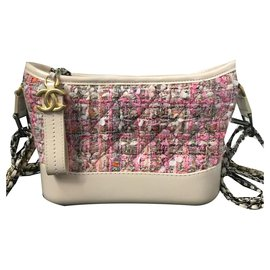 Chanel-CHANEL BAG BORSA Small bag GABRIELLE by CHANEL SMALL-Pink,Multiple colors