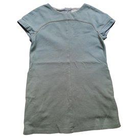 Chloé-Robe de fille Chloé-Vert