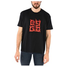 Givenchy-TEE SHIRT GIVENCHY NEW-Black,Red