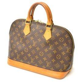 Louis Vuitton-Louis Vuitton Alma-Brown
