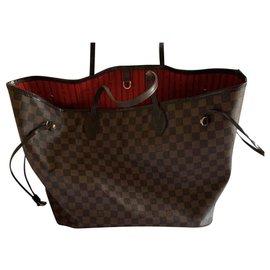 Louis Vuitton-Neverfull GM-Brown