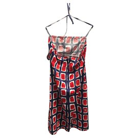 Chanel-Dresses-White,Red,Blue