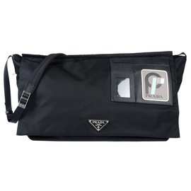 Prada-Prada bag new-Black