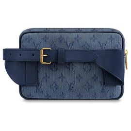 Louis Vuitton-Louis Vuitton bag new-Blue