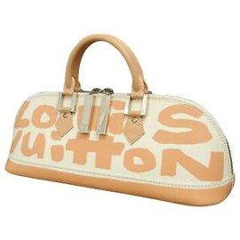 Louis Vuitton-Louis Vuitton Alma Graffiti-Other