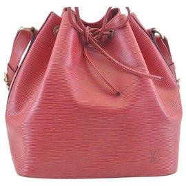 Louis Vuitton-LOUIS VUITTON NOE PM-Red