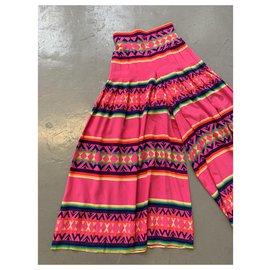 Escada-Pants, leggings-Multiple colors