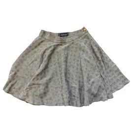 Versace-Skirts-Dark grey