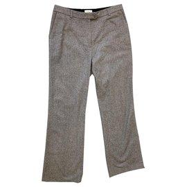 Erdem-Pants, leggings-Grey