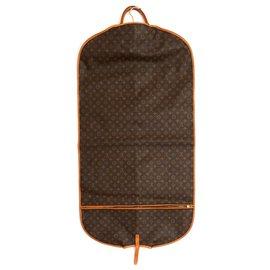 Louis Vuitton-MONOGRAM CLOTHES DOOR-Brown