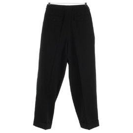 Dries Van Noten-Pants, leggings-Black