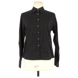 Burberry-Shirt-Black
