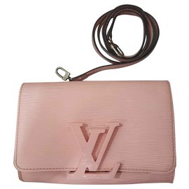 Louis Vuitton-Louise pochette bandoulière-Rose