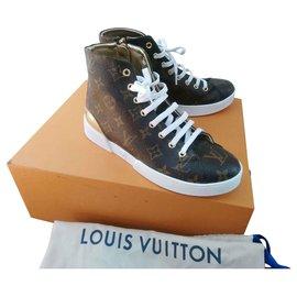 Louis Vuitton-Baskets-Multicolore