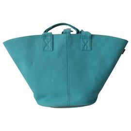 Hermès-Totes-Turquoise