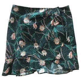 c0d7bf759c Isabel Marant-Skirts-Pink,Blue,Multiple colors,Green,Grey ...