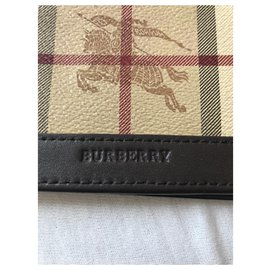 Burberry-Wallets-Brown,Beige