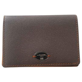 Lancel-Wallets Small accessories-Caramel