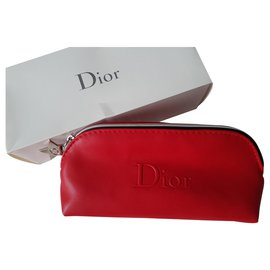 Dior-POUCH-Red