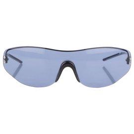 """Louis Vuitton-Sonnenbrille """"Louis Vuitton Cup 2000""""In sehr gutem Zustand!-Blau"""