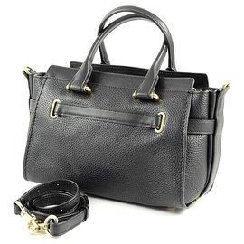 Coach-Handbags-Black