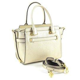 Coach-Handbags-Golden