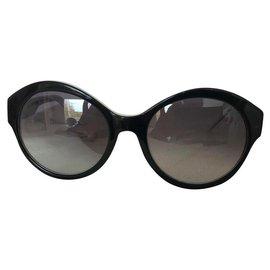 Courreges-Des lunettes de soleil-Noir