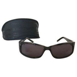 Ikks-Des lunettes de soleil-Gris anthracite