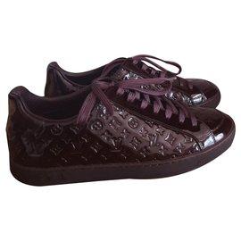 Louis Vuitton-Baskets LV-Prune