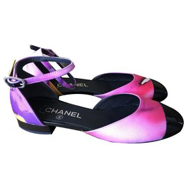 Chanel-Ballet flats-Multiple colors