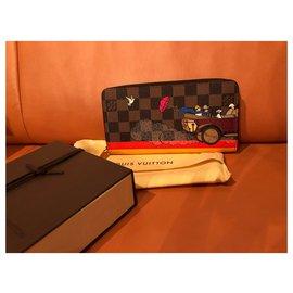 Louis Vuitton-Wallets-Multiple colors