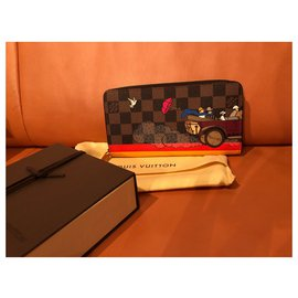 Louis Vuitton-portefeuilles-Multicolore