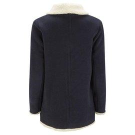 Bash-Manteaux, Vêtements d'extérieur-Bleu Marine