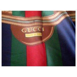 Gucci-Echarpes-Multicolore