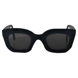 Céline-Des lunettes de soleil-Noir